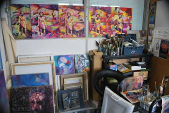 studio-paintings