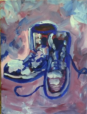 Boots by Pauline McMullin